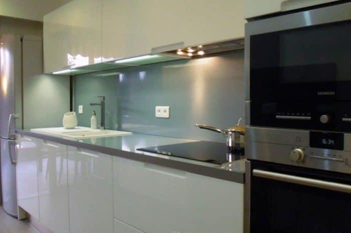 Réalisation cuisine famille F | Massimo cuisiniste Nice