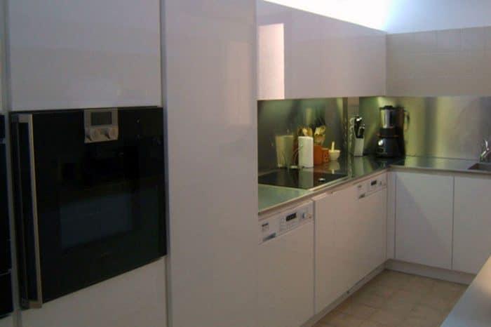 Réalisation cuisine famille A | Massimo cuisiniste Nice