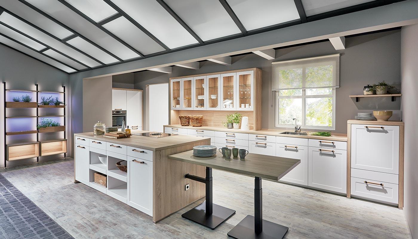 Quelle cuisine pour une maison ancienne ? Conseil Cuisiniste 06