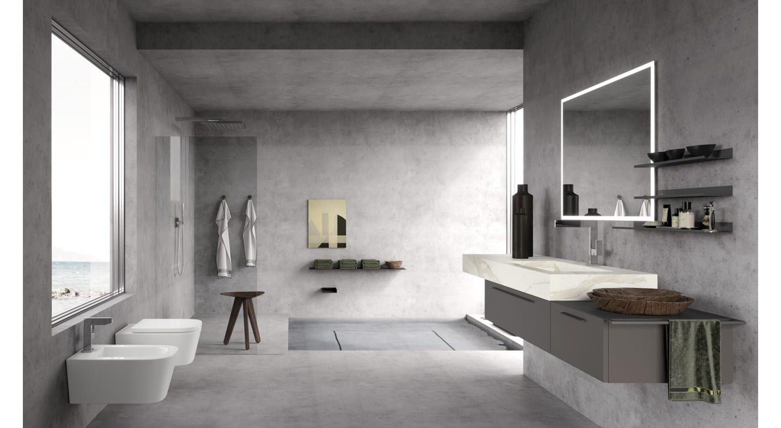 Les salles de bain par Massimo Cucine Nice, Monaco, Antibes, Cannes
