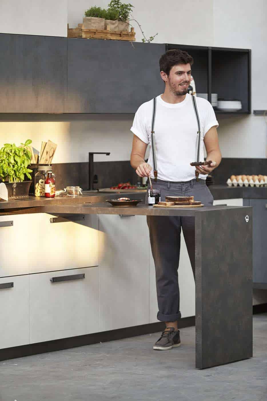 Cuisine URBAN Cuisiniste 06 & 83 | Massimo Cucine