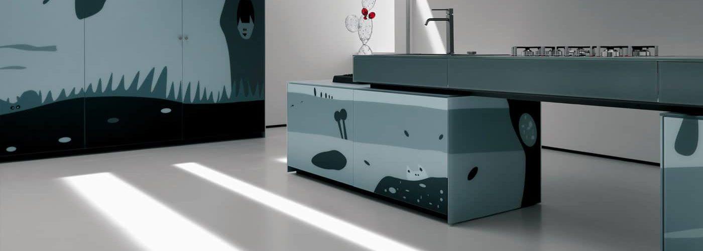 Aménagement cuisine design moderne & contemporaine