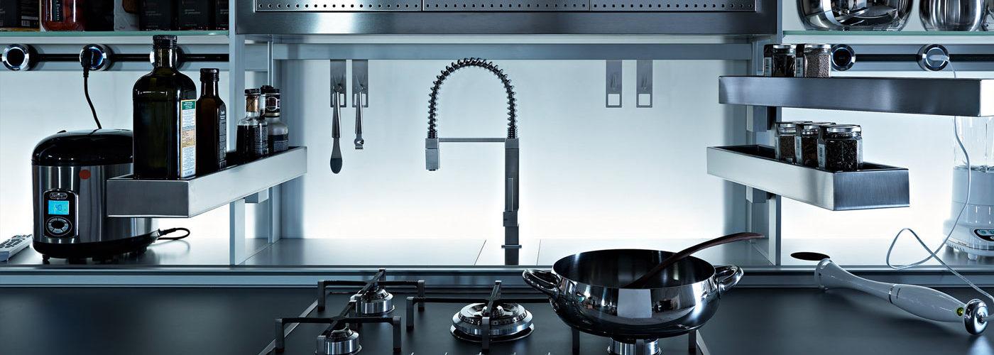 Aménagement cuisine de luxe   Finition irréprochable