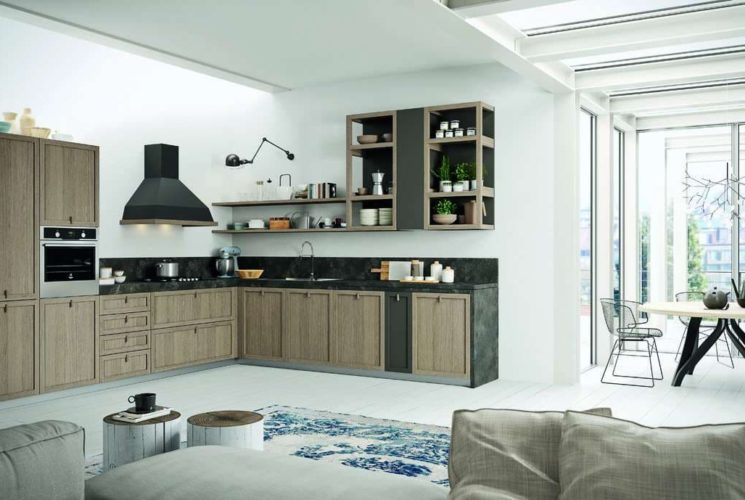 Cuisine design moderne & contemporaine