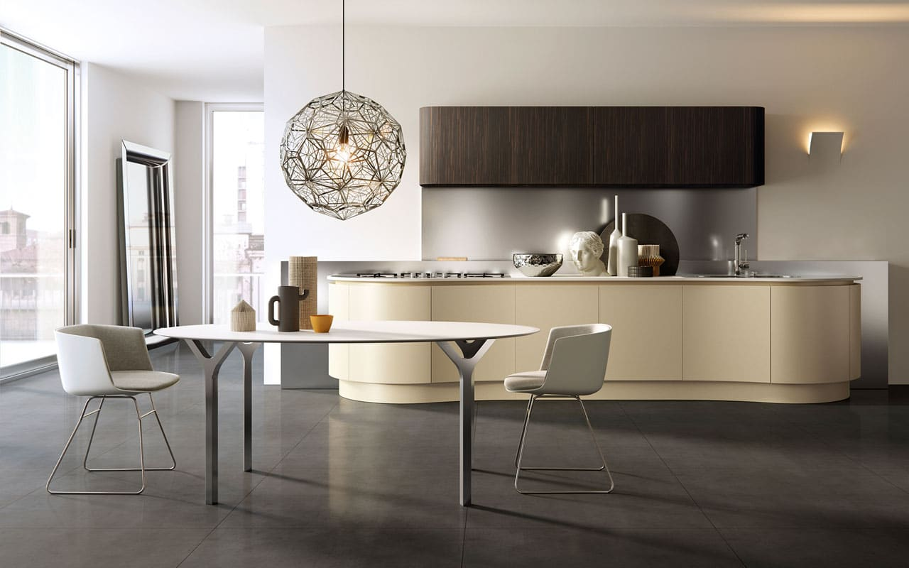 Cuisine moderne DOMINA |Massimo Cucine