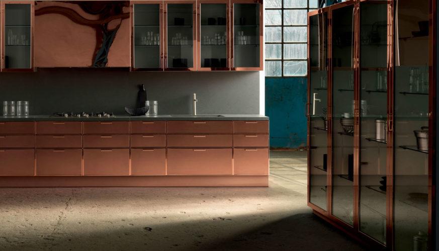 Cuisine style industriel |Massimo Cuisine industrielle
